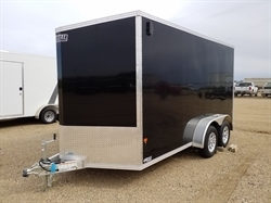 2019 EZ HAULER 7x14ft Enclosed