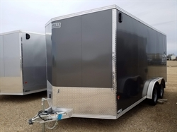 2019 EZ HAULER 7.5x16ft Enclosed
