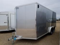 2019 EZ HAULER 7.5x18ft Enclosed
