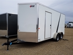 2019 AERO 7x16ft Extra Height Enclosed