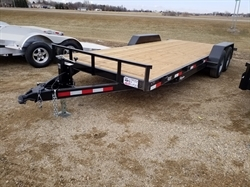 2020 H & W 7x20ft Flatbed