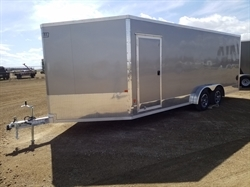 2020 EZ HAULER 7.5x20ft Enclosed *Hail and Wind Damage Discount*