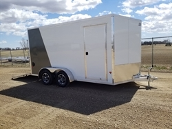 2020 EZ HAULER 7x14ft Enclosed