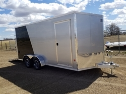 2020 EZ HAULER 7x16ft Enclosed