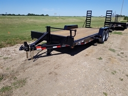 "2020 DCT 83"" x 20ft Car Hauler"