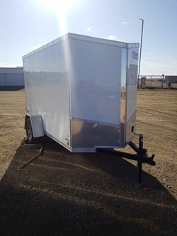 2021 Discovery 5x10ft Enclosed