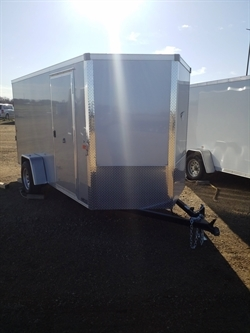 2021 . 6x12ft Enclosed Trailer