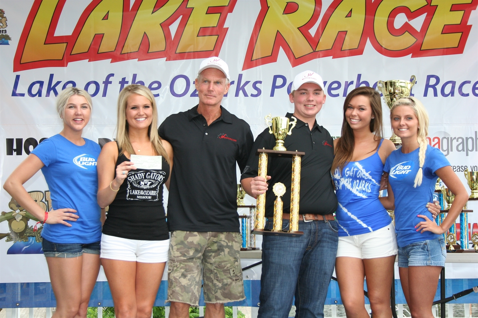 St. Louis Motorcars sponsor #S-1 GB Super Stock National Champion!