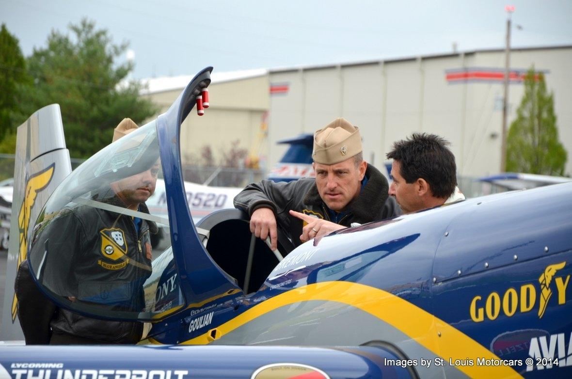 Spirit of St. Louis Air Show 2014