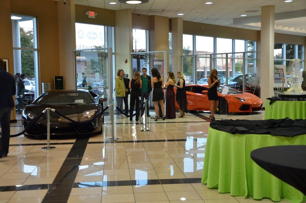 Lamborghini Huracán Unveiling October 2014