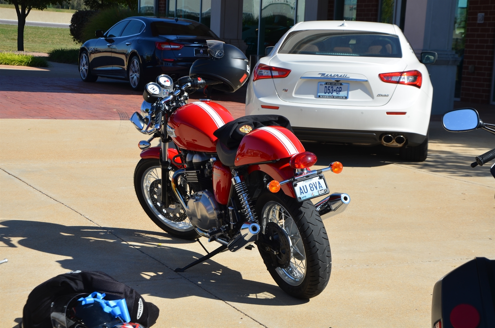 Cars, Coffee, Semi-Autos, & Superbikes
