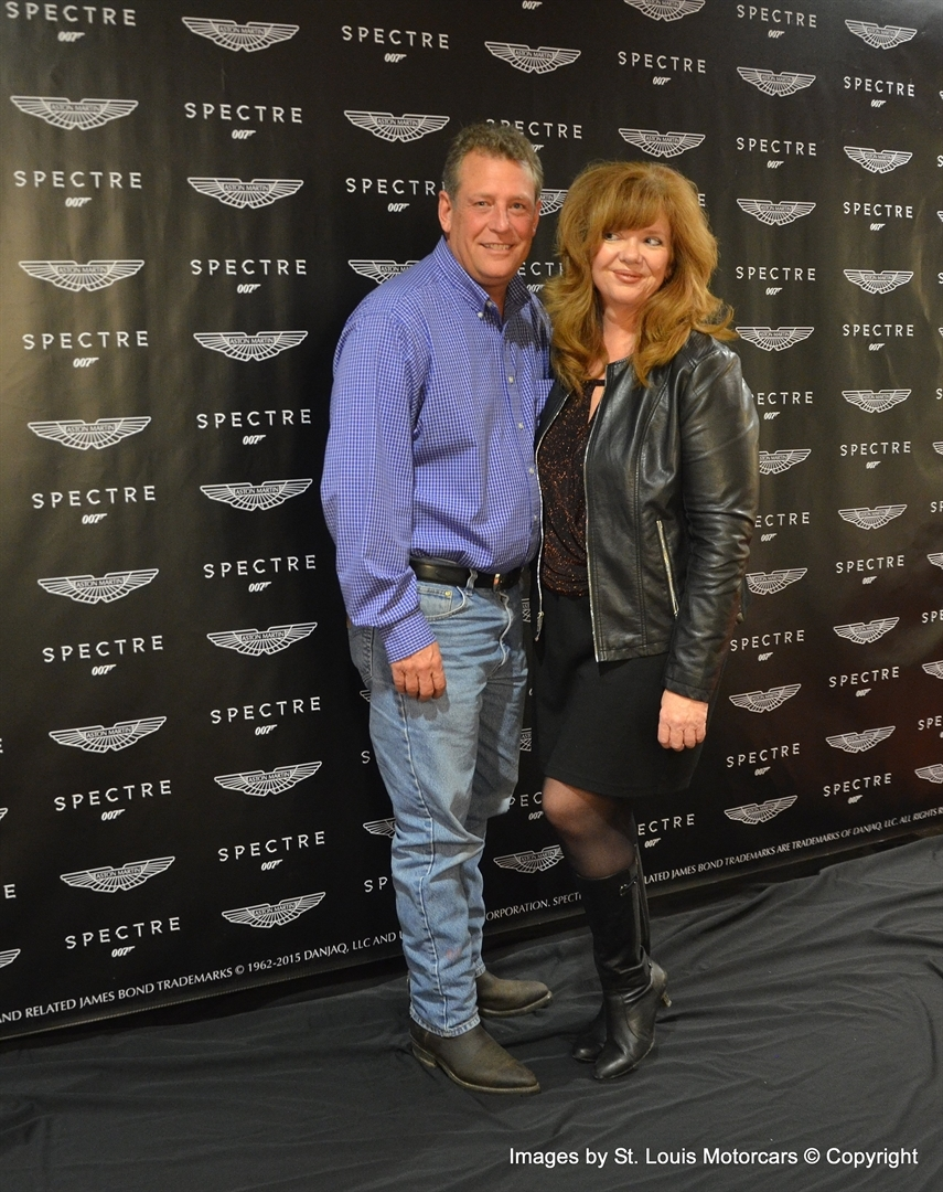 Advance Screening of Spectre at the Esquire 7 Theater