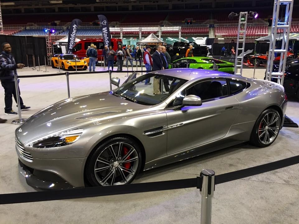 St. Louis Auto Show-Million Dollar Mile