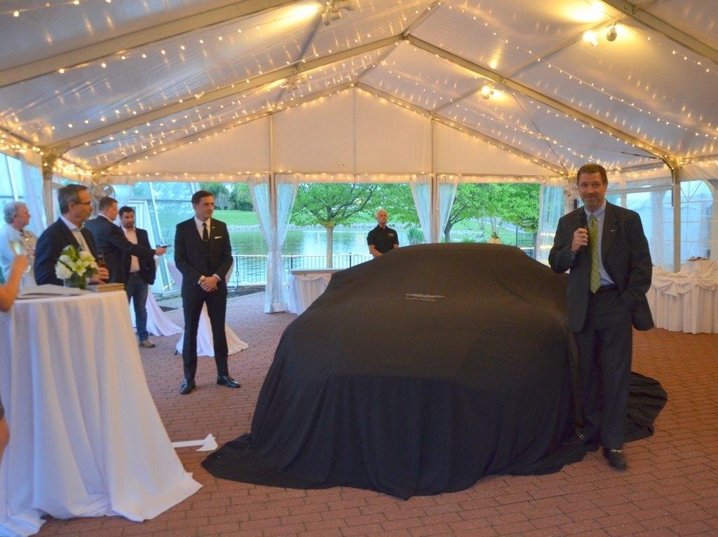 Aston Martin DB11 Launch