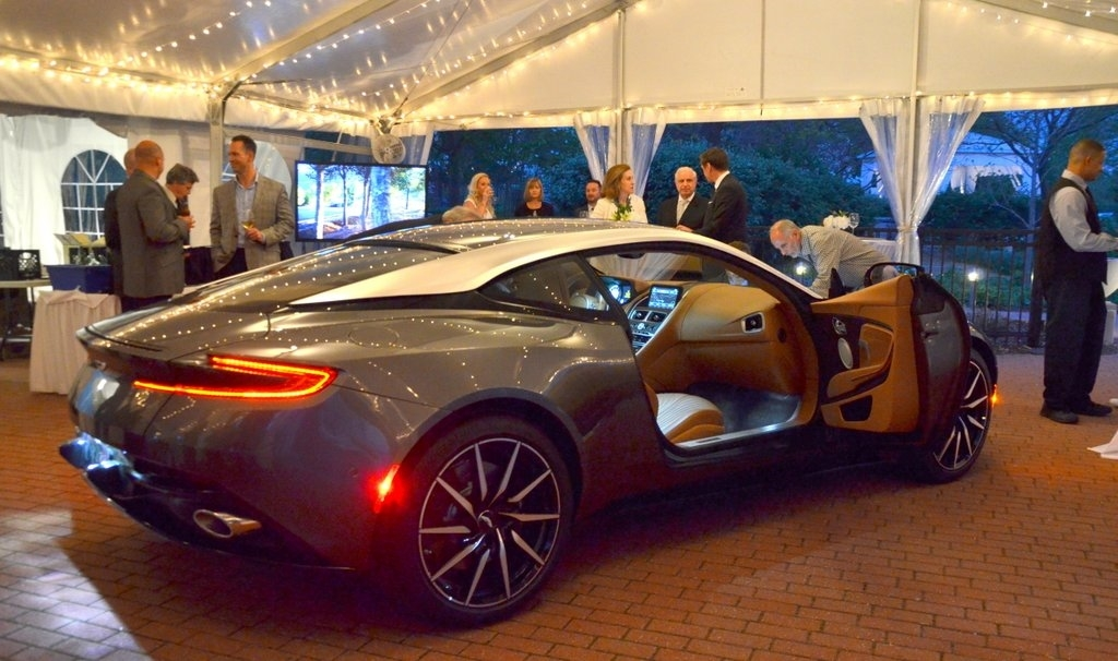 Aston Martin DB11 Launch