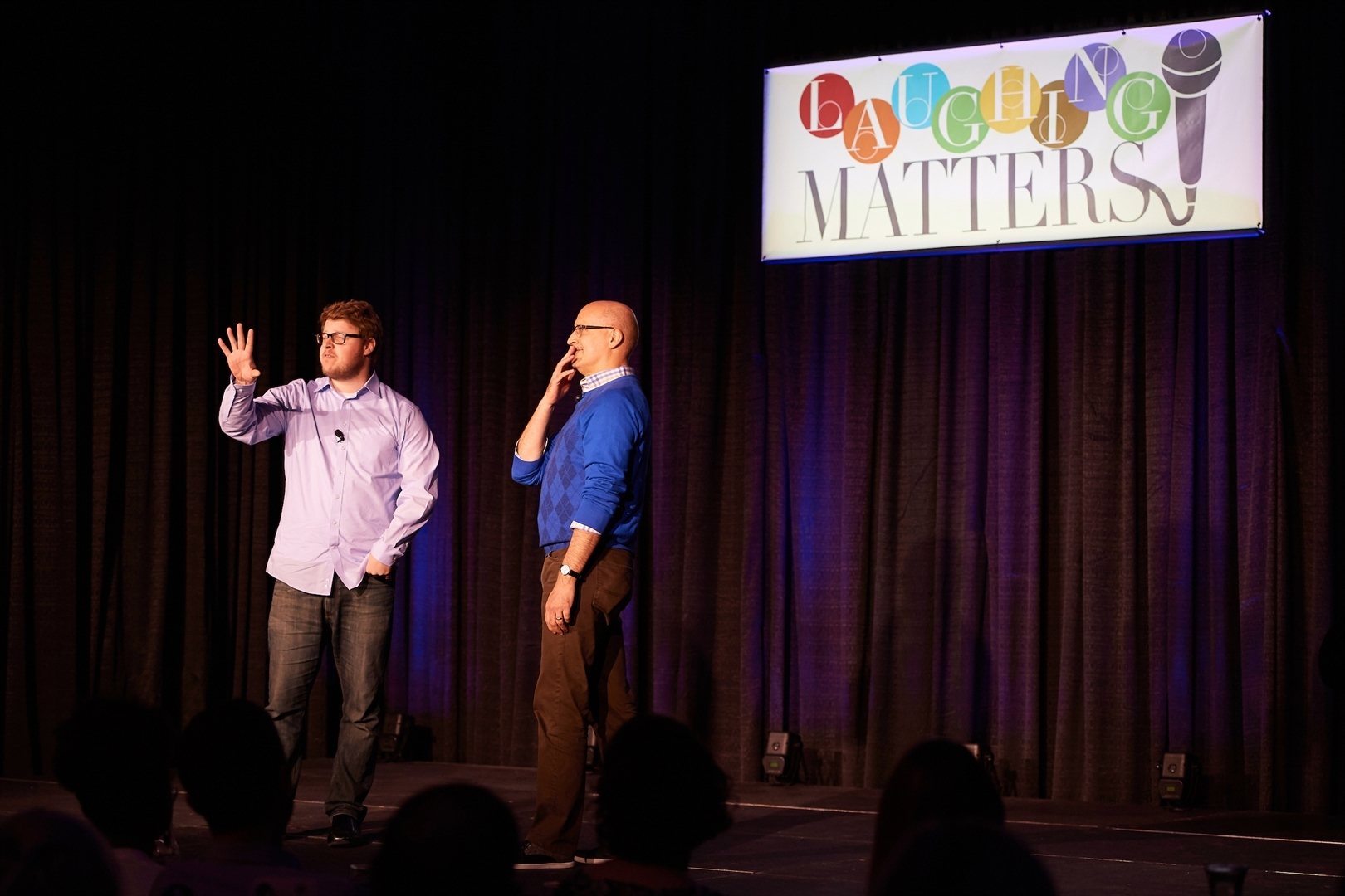 """Laughing Matters"" Benefiting Cancer Support Community"