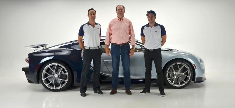 Bugatti Drive