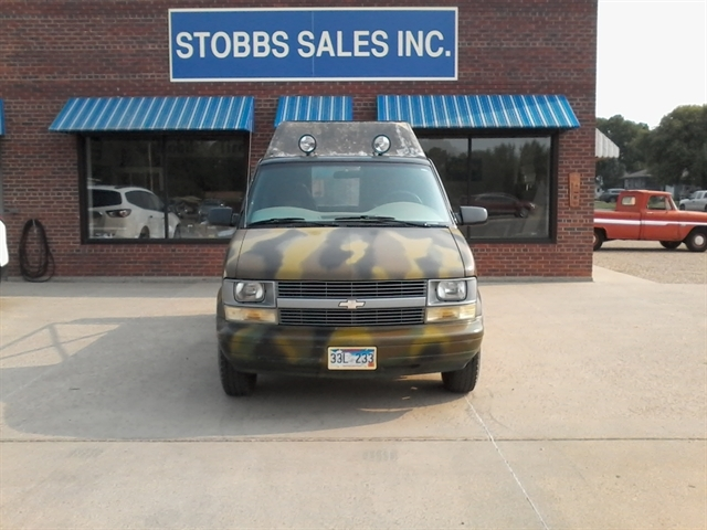 1997 Chevrolet Astro Passenger