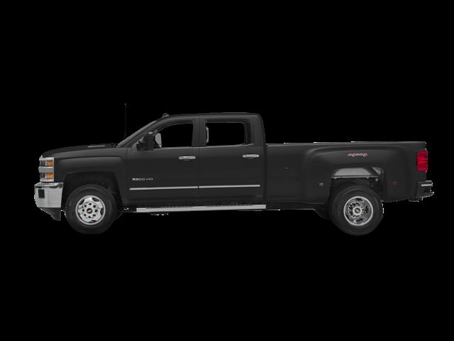 2015 Chevrolet Silverado 3500HD Built After Aug 14