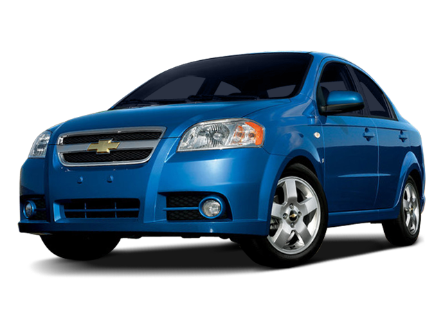 Stock Hc8327a Used 2009 Chevrolet Aveo Mt Vernon Illinois 62864