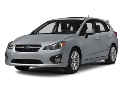 2014 Subaru Impreza Wagon