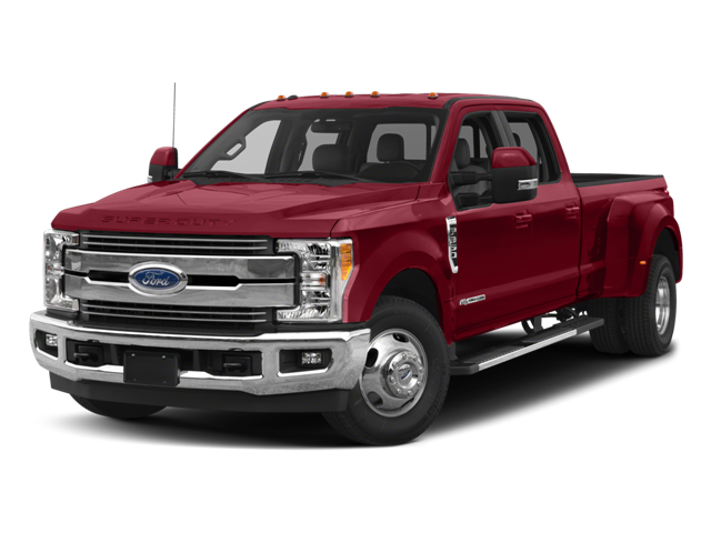 2017 Ford Super Duty F-350 DRW