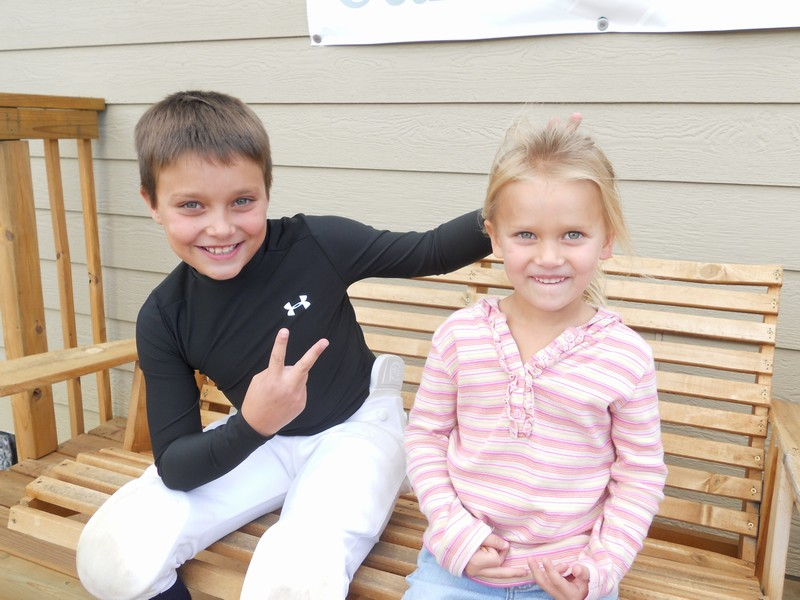 Kaden and Kylee Phillips