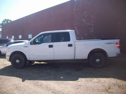 2013 FORD F SERIES