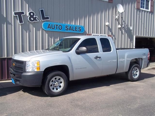 Stock 238554 Used 2013 Chevrolet Silverado 1500 Sioux Falls South Dakota 57106 T L Auto Sales