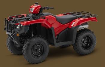 2020 HONDA FOURTRAX FOREMAN