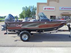 2015 ALUMACRAFT TROPHY 165 LE