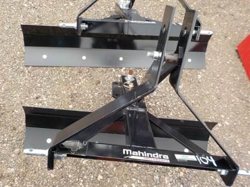1900 Mahindra 4FT Slider Blade