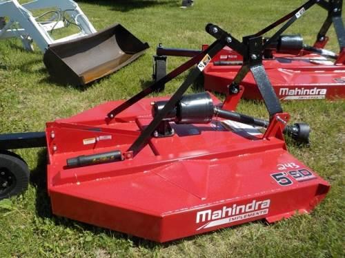 1900 Mahindra 5FT brush mower