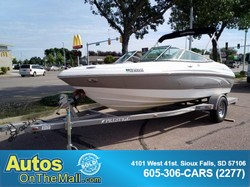 2008 CHAPARRAL 18 FOOT INBOARD/OUTBOARD