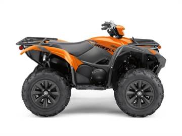 2021 YAMAHA GRIZZLY