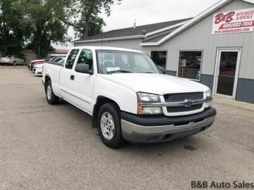 Used Chevrolet Silverado 1500 For Sale in the Sioux Falls Area