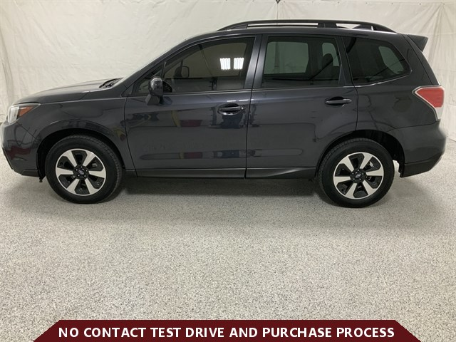 2018 Subaru Forester
