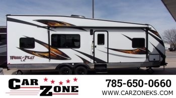2019 RV FOREST RIVER WORK AND PLAY