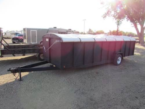 2002 DRESSEN CUSTOM TRAILERS 20FT