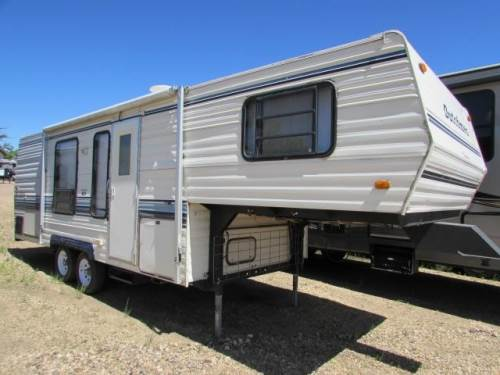 1989 DUTCHMAN 5th Wheel