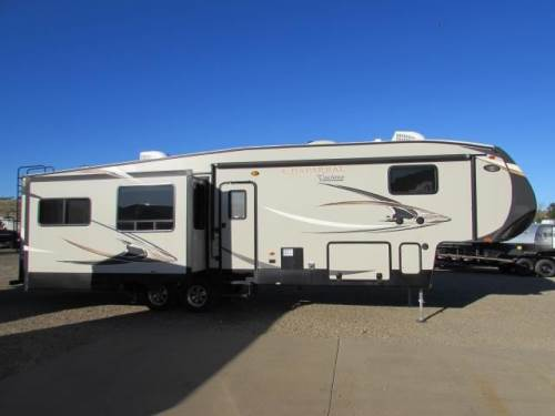 2014 COACHMAN CHAPARRAL CHF329MKS