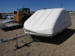 2001 NMI SLED BED 12 FT UTILITY