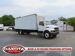 2003 STERLING ACTERRA 26FT BOX TRUCK W/LIFT