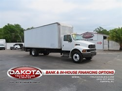 2003 OTHER ACTERRA 26FT BOX TRUCK W/LIFT