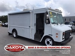1997 CHEVY P30 13FT STEPVAN/FOOD TRUCK W/REAR A/C