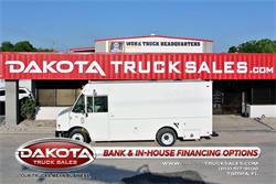 2010 FREIGHTLINER MT45 3 PASSANGER 15FT STEPVAN W/FULL WORKSHOP