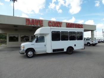2008 FORD E450 Bus