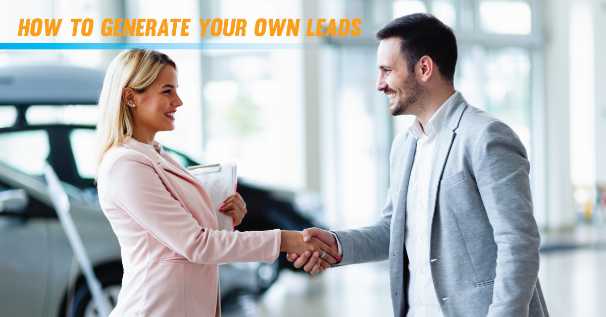 How to Generate Your Own Leads by Sean Stapleton
