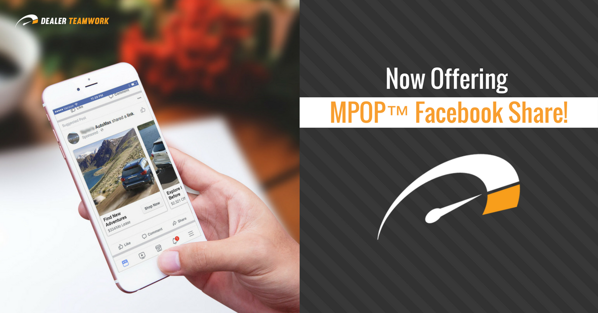 How to Use The New MPOP™ Facebook Share Feature