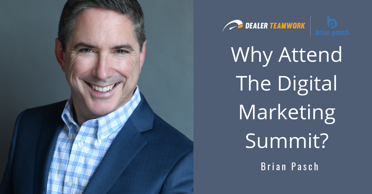 Why Attend the Digital Marketing Summit?